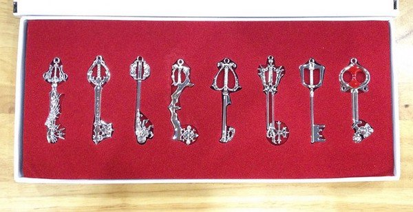 KINGDOM HEARTS KEYBLADE COLLECTION