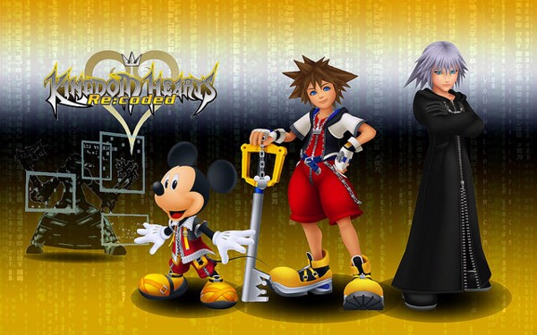 KINGDOM HEARTS RECODED  store