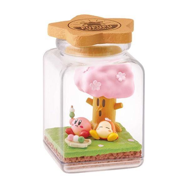 mô hình Kirby Terrarium PuPuPu Seasons Cherry blossoms