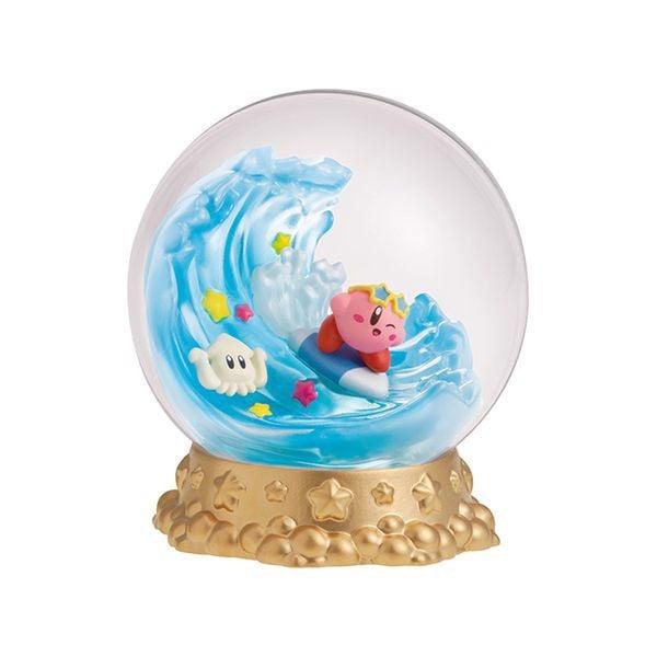 mô hình Kirby Terrarium PuPuPu Seasons Surfing
