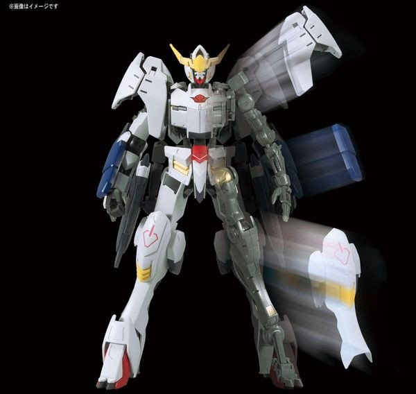 lắp ráp Gundam Barbatos 6th Form 1-100