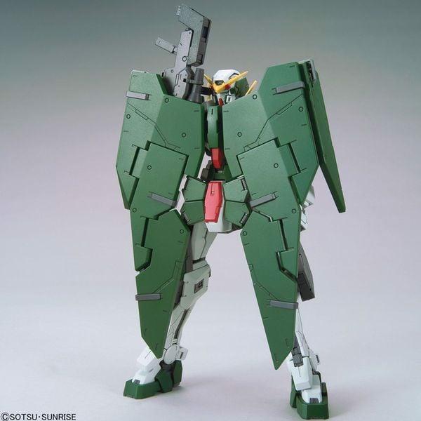 lắp ráp Gundam Dynames MG