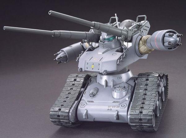 lắp ráp Guntank Early Type Gundam Origin HGUC