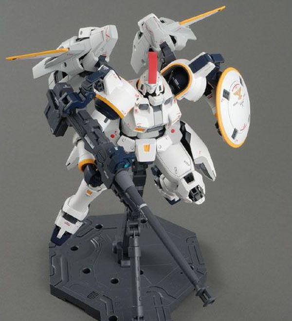 lắp ráp Tallgeese EW Ver MG Gundam tuyệt đẹp