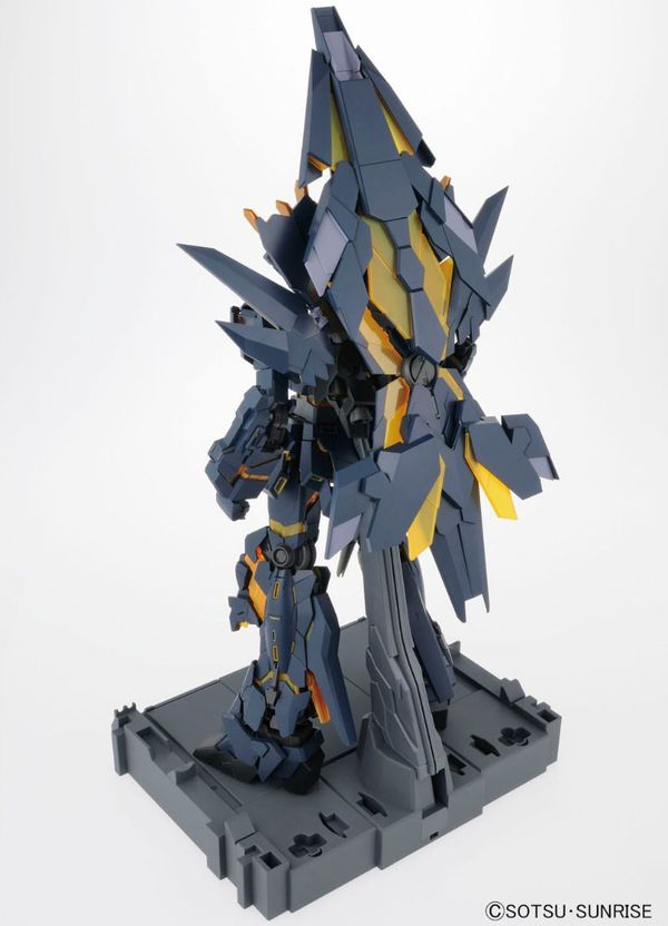 lắp ráp Unicorn Gundam 02 Banshee Norn PG
