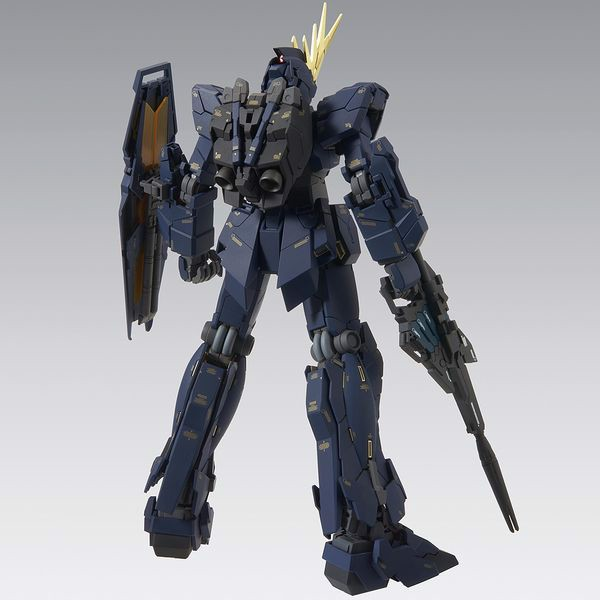 lắp ráp Unicorn Gundam 02 Banshee Ver Ka MG