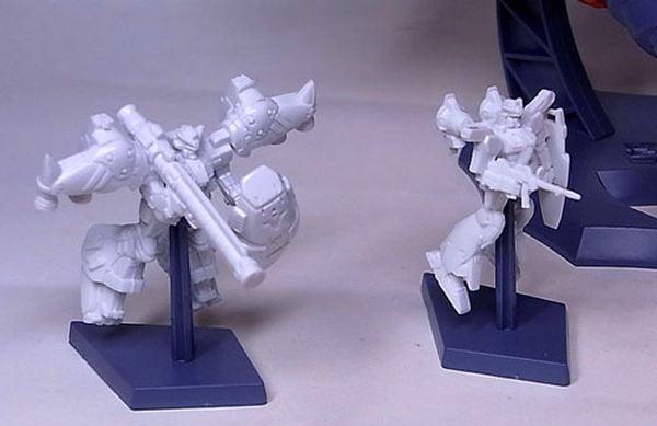 lắp ráp Val-Walo GM Gundam