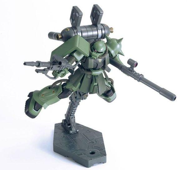 lắp ráp Zaku II Big Gun Set Gundam Thunderbolt Anime Ver HG