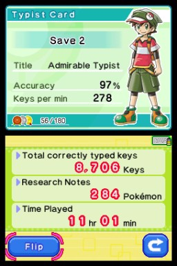 LEARN WITH POKEMON TYPING ADVENTURE shop