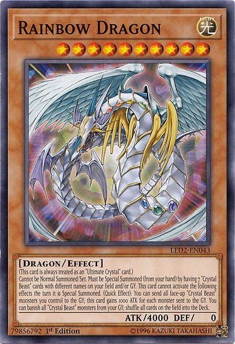 Legendary Duelists Ancient Millennium Yu Gi Oh TCG