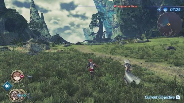 Xenoblade Chronicles 2 Torna - The Golden Country game jrpg giá rẻ trên Nintendo Switch