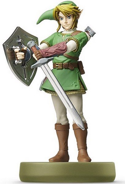 Link amiibo Twilight Princess