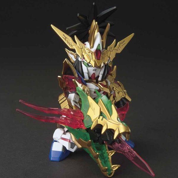 Liu Bei Unicorn Gundam SD Gundam World Sangoku Soketsuden chính hãng