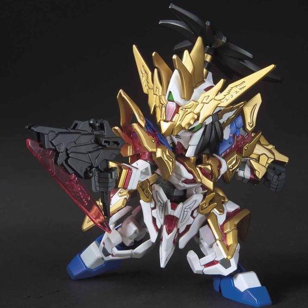 Liu Bei Unicorn Gundam SD Gundam World Sangoku Soketsuden giá rẻ
