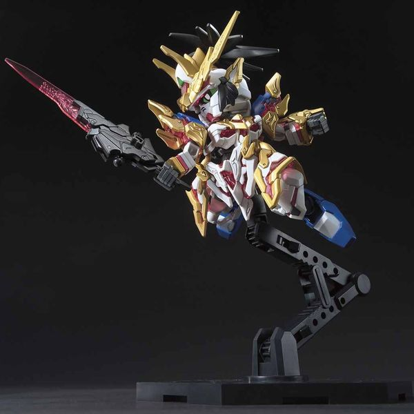mua Liu Bei Unicorn Gundam SD Gundam World Sangoku Soketsuden tại Việt Nam