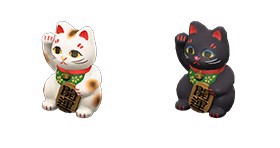 Lucky Cat trong Animal Crossing New Horizons