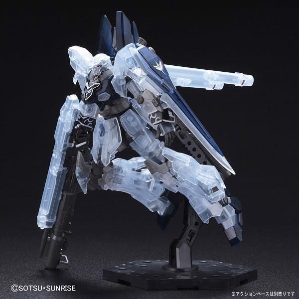 Mô hình Limited Gundam MSN-06S-2-SINANJU STEIN (NARRATIVE Ver)[CLEAR COLOR] LIMITED PACKAGE