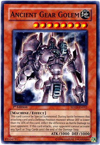 MACHINE RE VOLT STRUCTURE DECK YU GI OH TCG