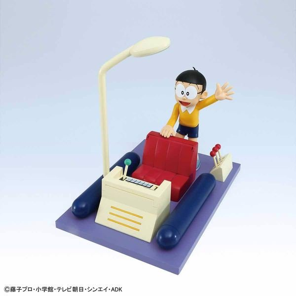 Time Machine (Secret Gadget Of Doraemon) (Figure-rise Mechanics) chất lượng cao