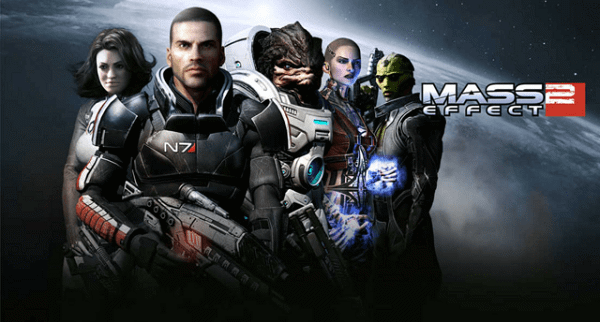 Mass Effect 2 game hay nhat thap ky