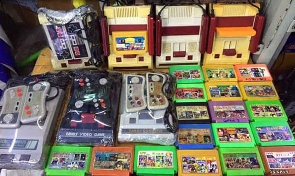 Máy băng Nintendo chơi điện tử 4 nút