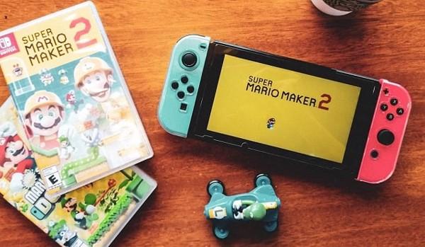 máy chơi game nintendo switch top 2019