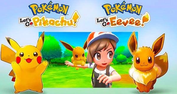 Máy chơi game Pokémon Let