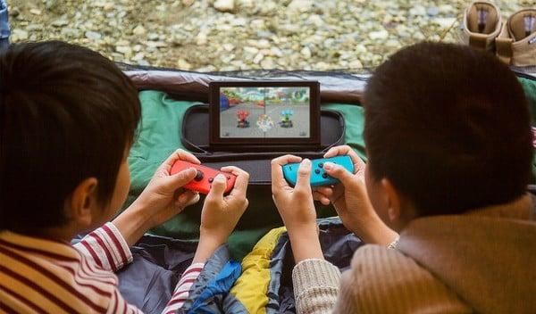 Nintendo Switch chơi 2 người siêu hấp dẫn