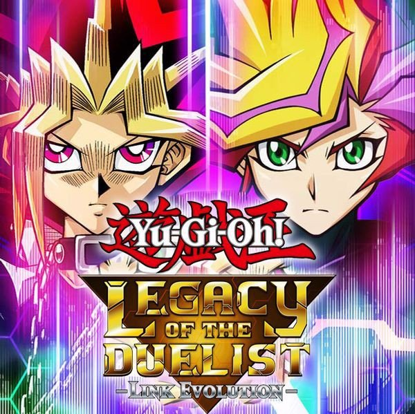 shop game bán yugioh Legacy of the Duelist Link Evolution cho Nintendo Switch