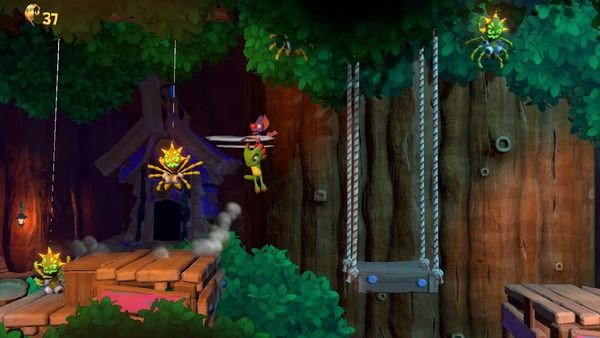 muagame Yooka-Laylee and the Impossible Lair cho Nintendo Switch ở Việt Nam