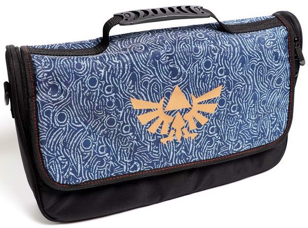 Messenger Bag Zelda Breath of the Wild Nintendo Switch