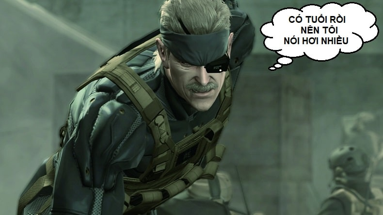 Metal Gear Solid 4 cat canh