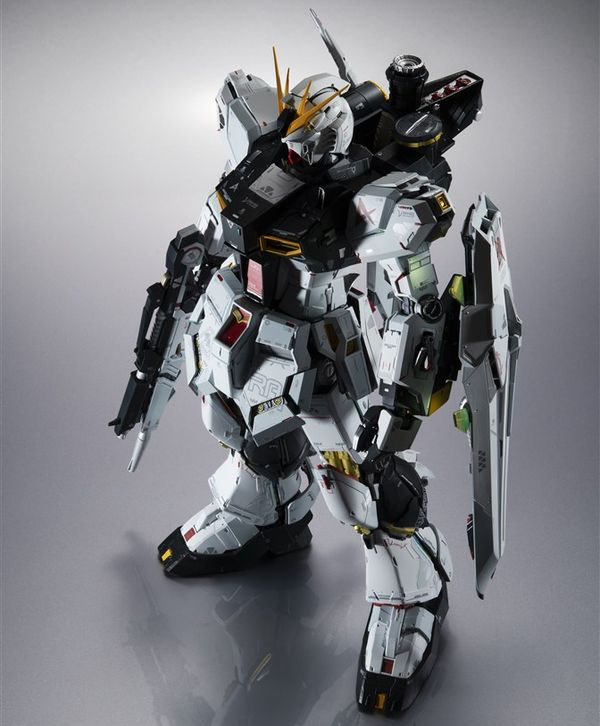 Metal Structure RX-93 Nu Gundam đắt nhất