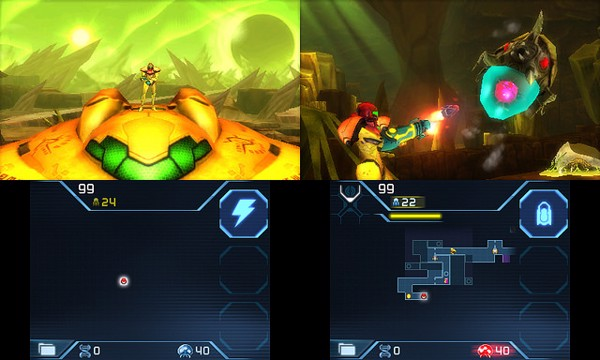 METROID SAMUS RETURNS​