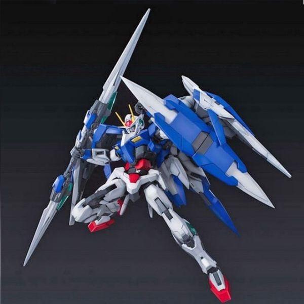 Shop Gundam HCM mô hình Gundam MG GN-0000 GNR-010 00 Raiser 00 Raiser 4543112699145 chính hãng Bandai