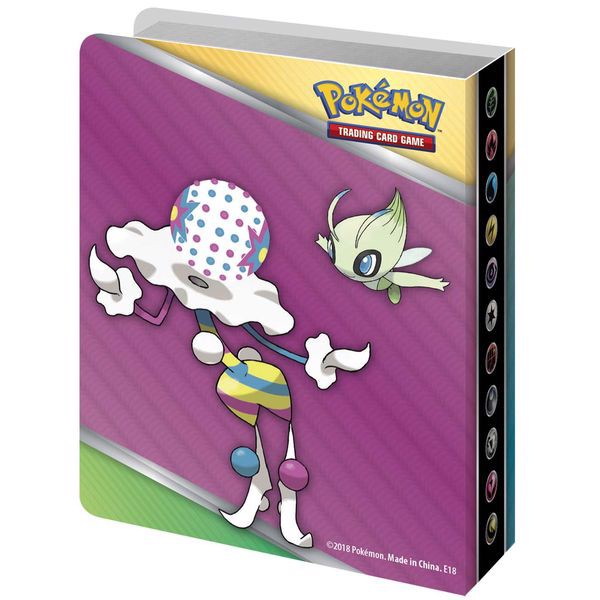 Mini binder Pokemon TCG Lost Thunder