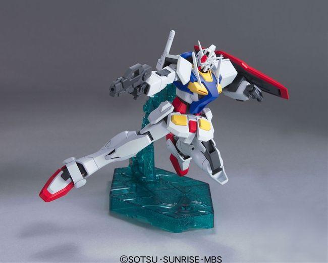 mô hình 0 Gundam Type A.C.D HG00