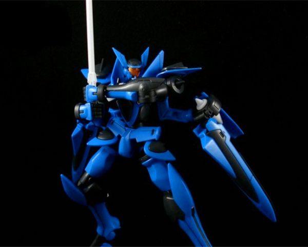 mô hình Brave Commander Test Type HG00 Gundam