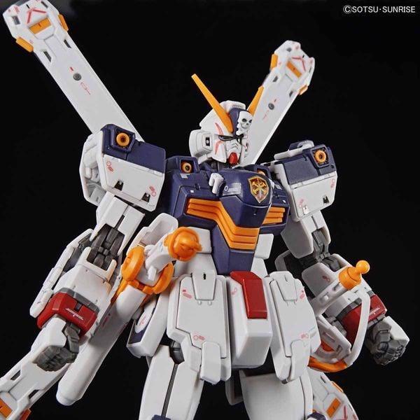 mô hình Crossbone Gundam X1 RG Nhật Bản