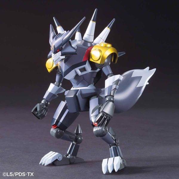 mô hình đấu sĩ LBX Hunter Nhật Bản