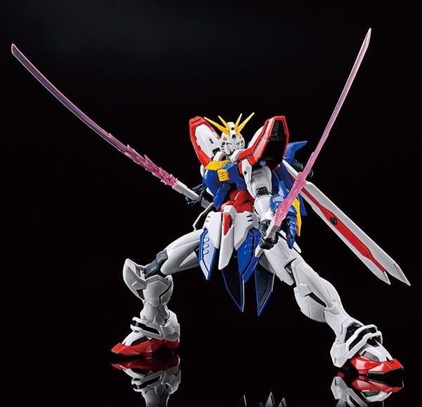 Mô hình God Gundam chính hãng Bandai