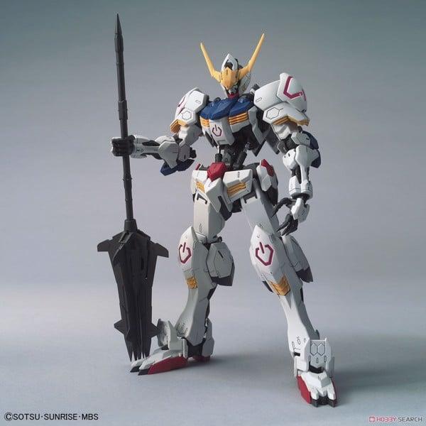 Mô hình Gundam Barbatos Bản thiết kế Gundam Barbatos Bandai