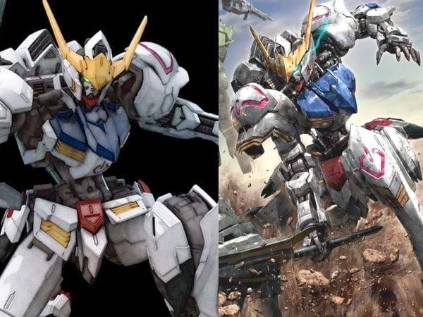 Mô hình Gundam Barbatos đẹp nhất giá rẻ