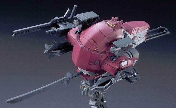 mô hình Gundam Barbatos Lupus DX SD