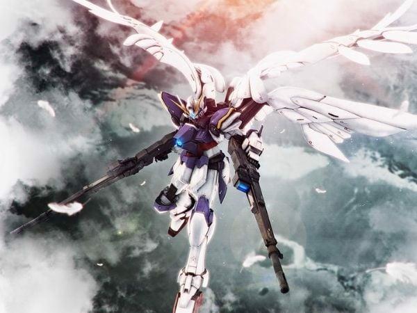 Mô hình Gundam đẹp nhất Gundam WIng