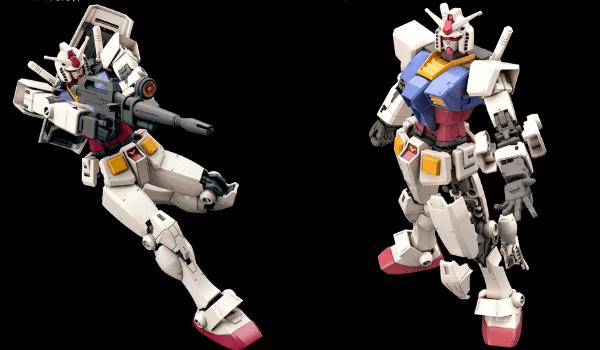 Mô hình Gundam đẹp nhất RX-78-2