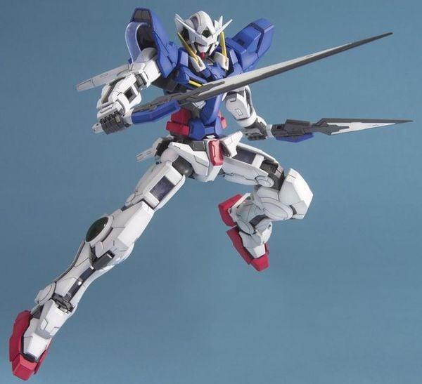 mô hình Gundam Exia MG Nhật Bản