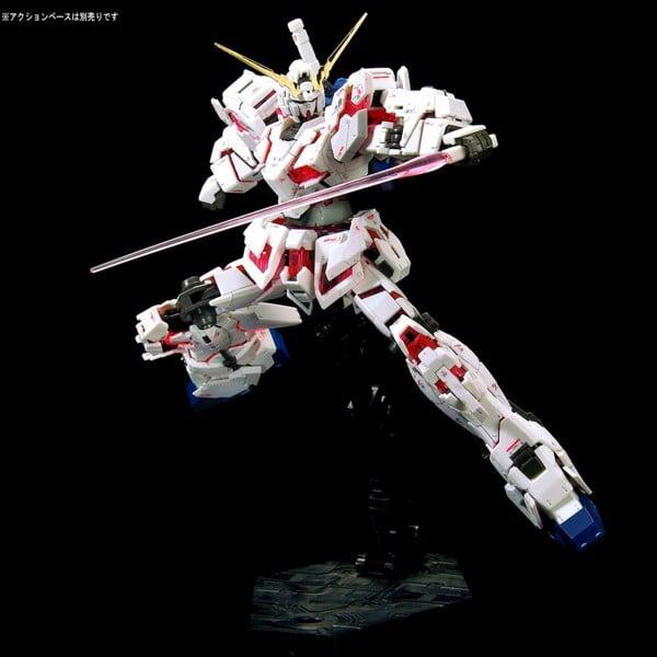 Mô hình Gundam Unicorn RG Bandai giá rẻ