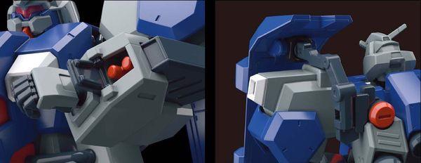 mô hình Gustav Karl Unicorn Ver HGUC Gundam
