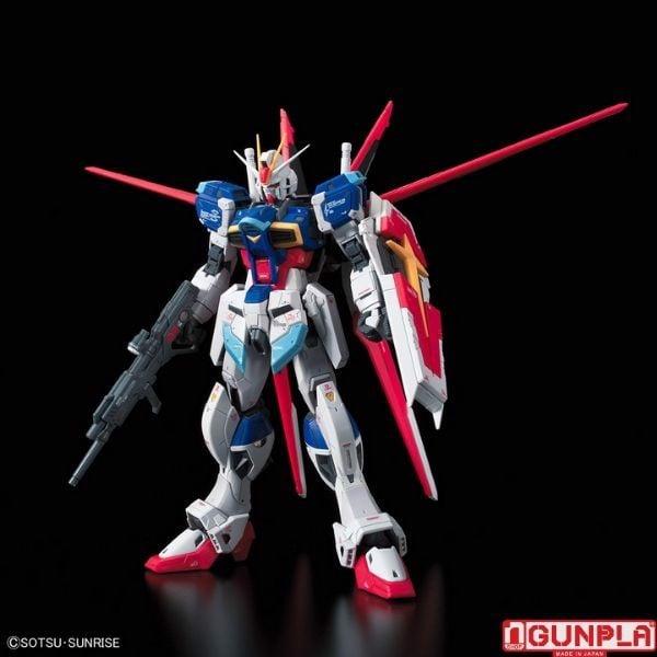 Mô hình lắp ráp Force Impulse Gundam (RG) chính hãng Bandai giá rẻ